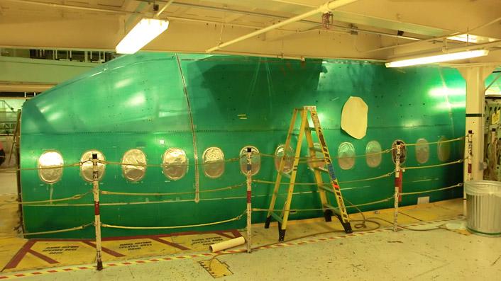 Boeing-Flugzeugbau-706